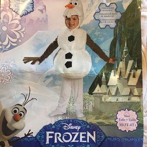 Toddler Boy's Olaf Costume